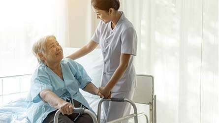 Excellent home care