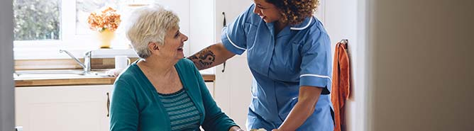 Home Care Services in East Malling